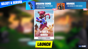 Fortnite Start A Server Creative