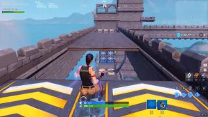 Massive Fortnite Deathrun Map Code Screenshots 2