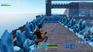 Massive Fortnite Deathrun Map Code Screenshots 6