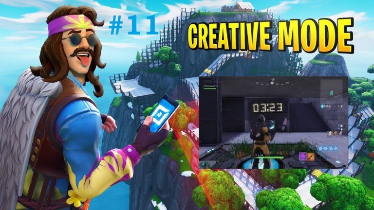 Mongraal Edit Course Map Code 0643 0361 6954 Creative Maps