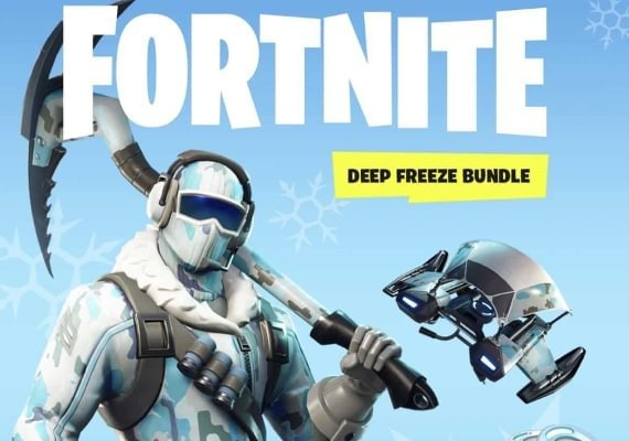 Fortnite Deep Freeze Bundle Pc Key Global 1