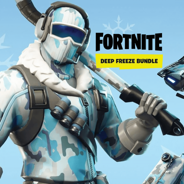 Fortnite Deep Freeze Bundle Pc Key Global 3